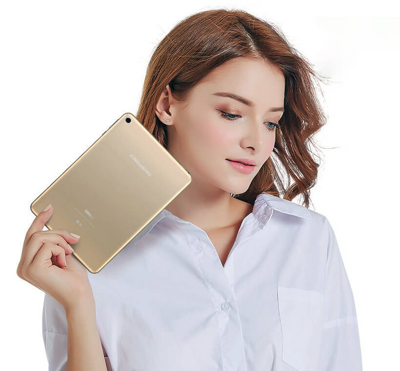 Teclast M89 Pro Tablet Slim and Portable Metal Body