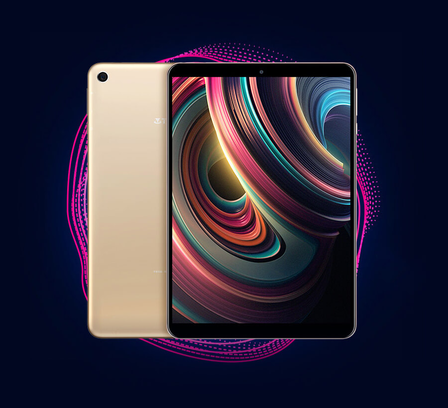 Teclast M89 Pro Tablet Powerful Processor MTK X27