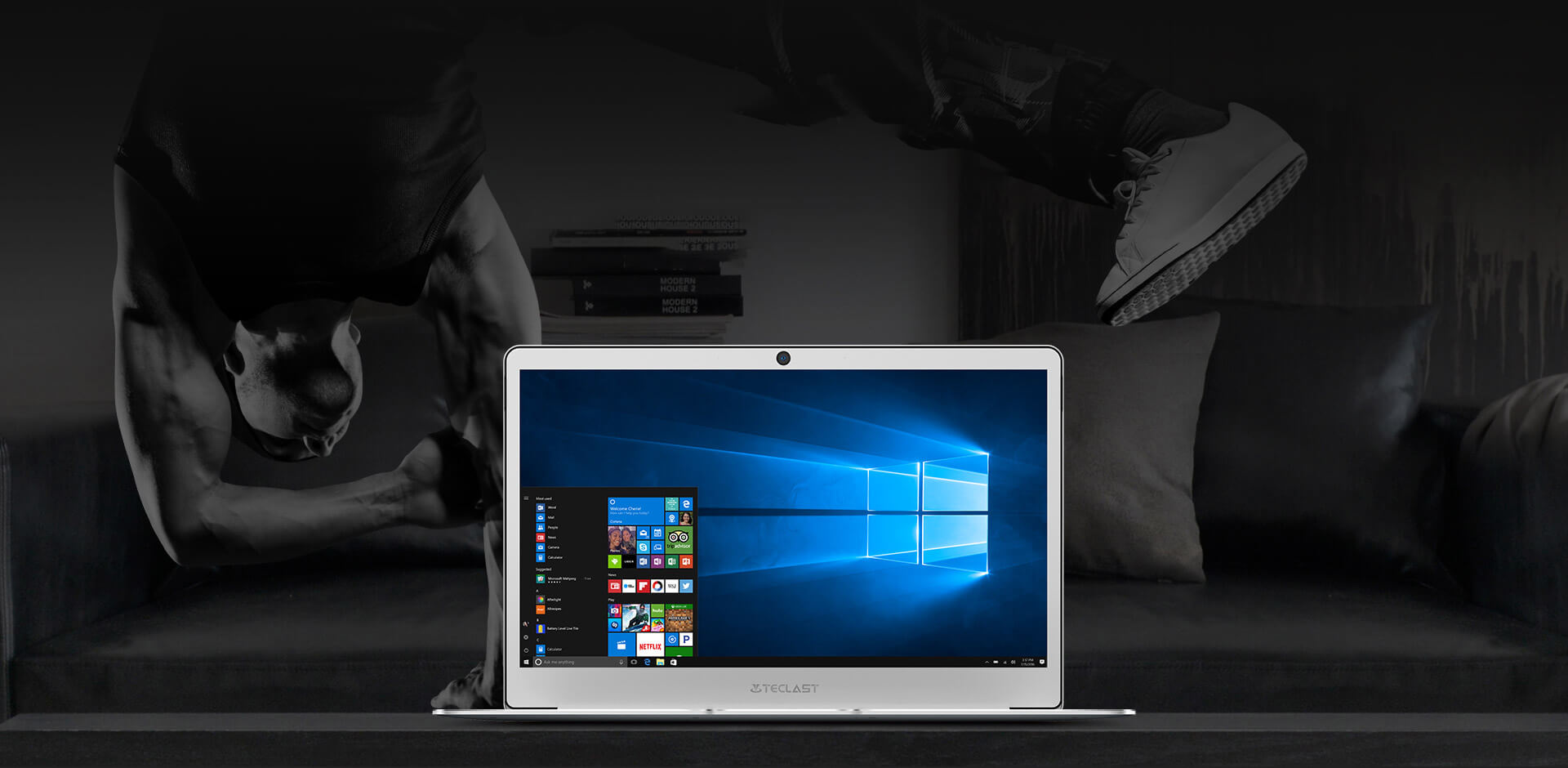 Teclast F7 Laptop The new Windows 10 Home