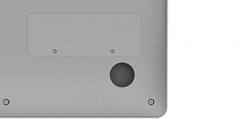 Teclast F7 Plus SSD Port